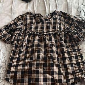 Madewell Plaid Shirt